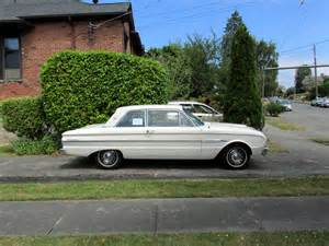 Ford Falcon Futura Seattle S Classics 1963 Ford Falcon Futura