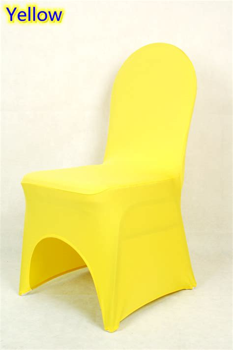 Yellow Chair Covers by Buy Wholesale Yellow Chair Covers From China Yellow