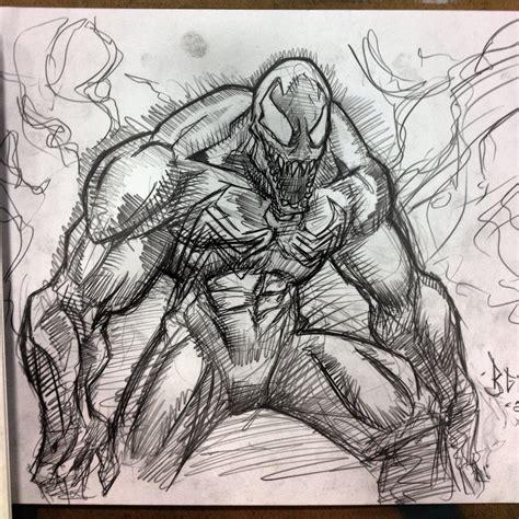sketchbook vs sketchpad venom drawings in pencil www imgkid the image