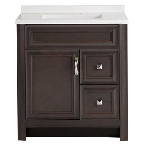 home depot bathroom vanities 30 inch 30 inch vanities vanities with tops bathroom vanities