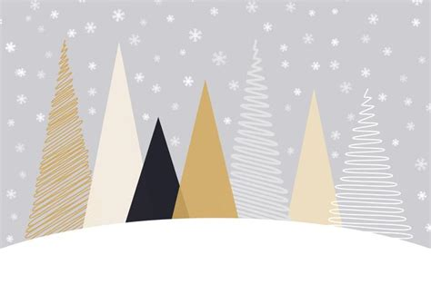 scandinavian style christmas background   vector art stock graphics images