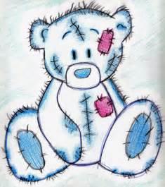 cute teddy bear to draw clipart best