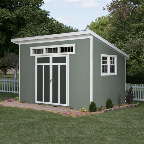 Hartland Sheds by Metropolitan 12ft X 7ft X 6in Heartland Industries