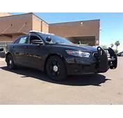 2015 Ford Taurus Police Interceptor Walkaround  YouTube