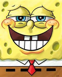 Spongebob Wall Murals cheeky grin spongebob squarepants poster buy online