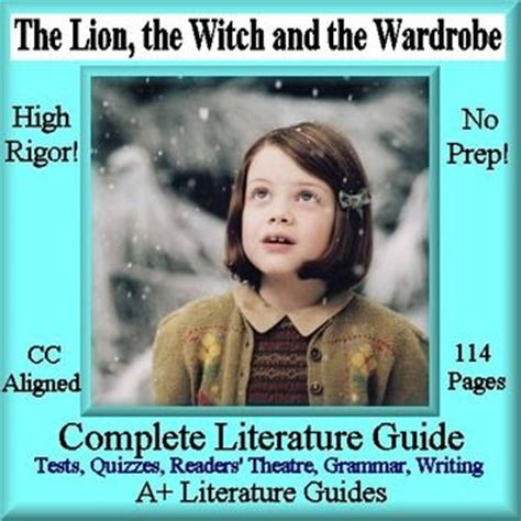 The The Witch And The Wardrobe Unit Study by The The Witch And The Wardrobe Novel Study Unit