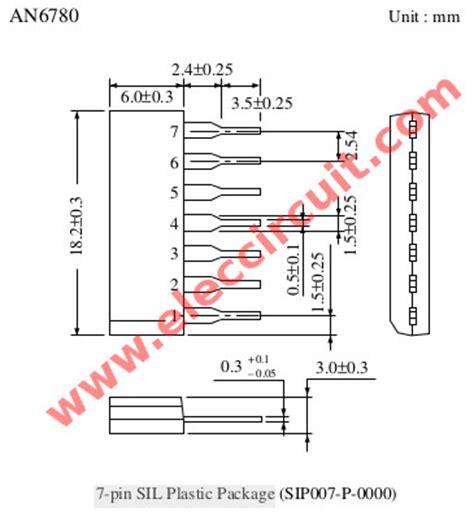 sil resistor datasheet an6780 general purpose timer