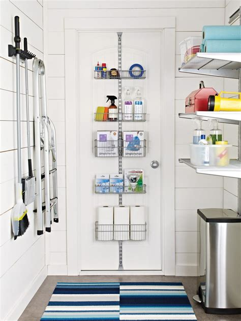 Small Space Decorating Don Ts Hgtv Container Store Laundry