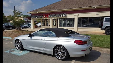 bmw 650i convertible for sale 2012 bmw 650i convertible for sale formula one imports