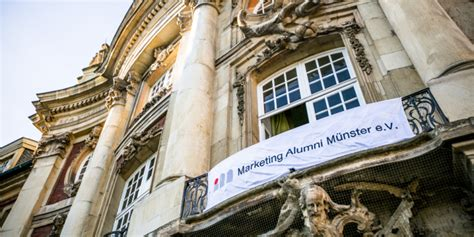 Of Mã Nster School Of Business And Economics Mba by Marketing Alumni M 252 Nster Marketing Center M 252 Nster