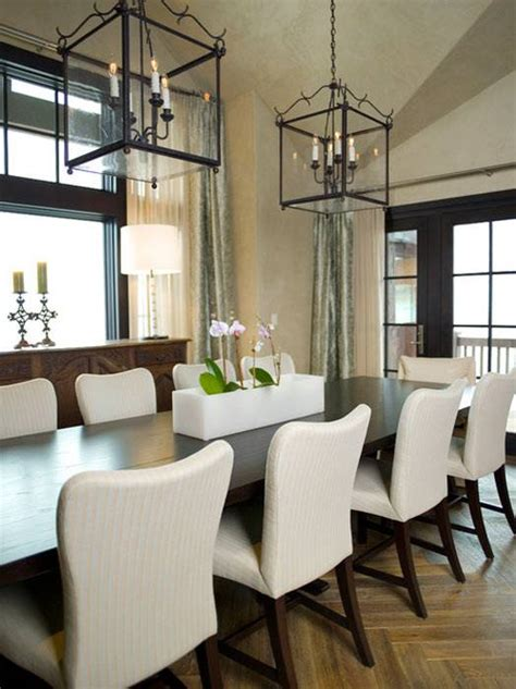 Que Poner Encima Mesa Comedor #4: Como-iluminar-la-mesa-del-comedor-05.jpg