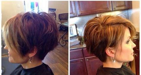 ear cut out haircuts korte kapsels 2016 dik haar