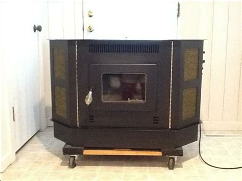What Is A Corn Stove by Snow Free Standing Or Fireplace Insert Corn Stove