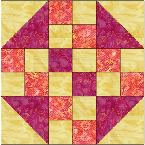 9 Square Quilt by 1000 Images About Nine Square Quilt Blocks On