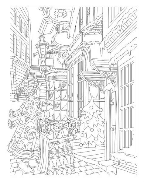 christmas coloring pages for young adults 220 best young adults coloring images on pinterest adult