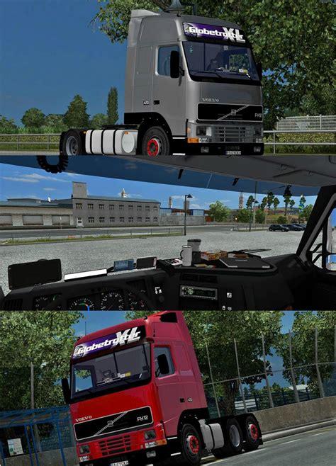 volvo fh  truck euro truck simulator  mods