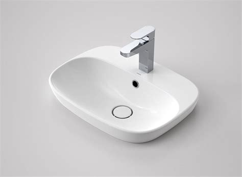 Inset Vanity Basins by Contura 500 Inset Vanity Basin 1th Cooks Plumbing