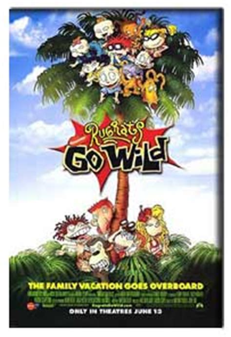 rugrats go wild : movie review