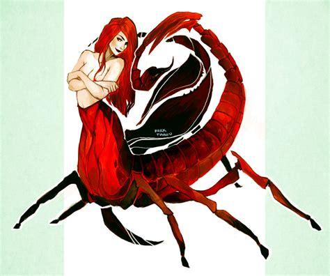 scorpion design by dark tarou on deviantart