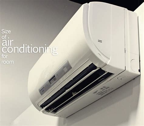 Room Size Air Conditioner by Calculate Size Of Air Conditioning For Room Eep