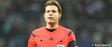 felix brych to referee real madrid atl 233 tico madrid real
