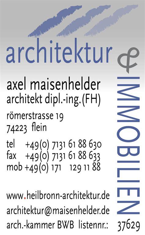 architekten heilbronn architekt heilbronn