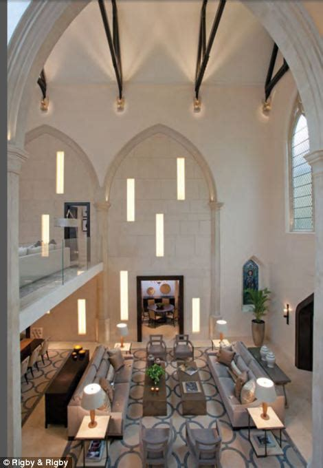 church turned into house a temple to modern interior design former knightsbridge