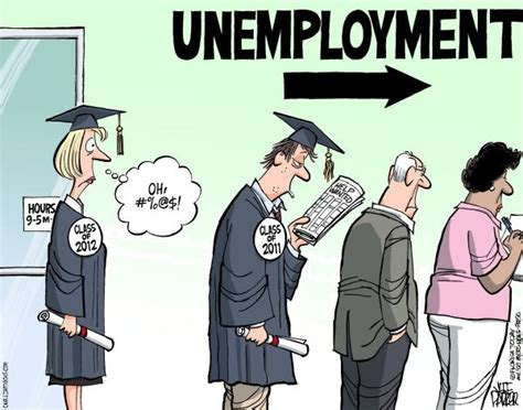 Unemployed Mba by Harmful Employment Effects Of Obama Amnesty Are Observed