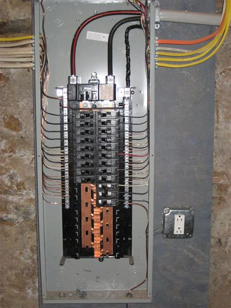 electrical panel wiring what should your electrical panel look like lauterborn