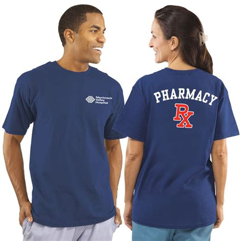 pharmacy  sided  shirt positive promotions
