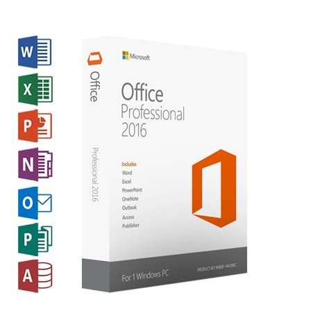 buy microsoft office professional 2016 product key