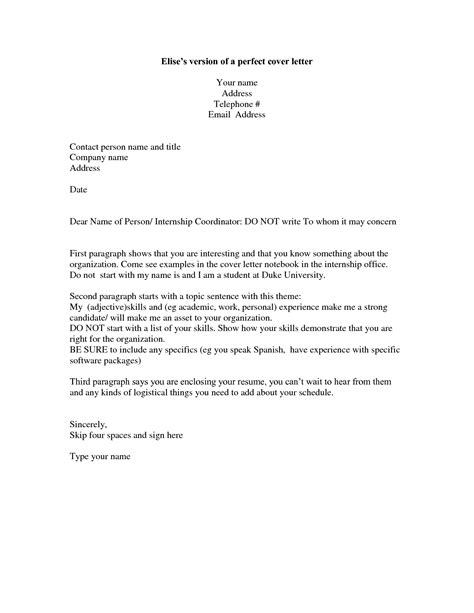 writing cover letter exle how to write my cover letter