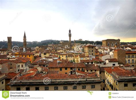 time out florence city florence roofs in city center italy stock images image 15998604