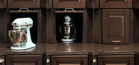 appliance garages kitchen cabinets 9 kitchen features that will increase your home s appeal