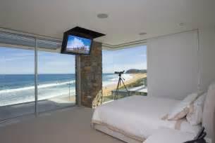 ceiling mount tv bedroom home design ideas