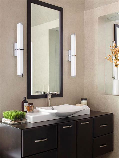 Cermin Minimalis state of the bathroom sinks and faucets