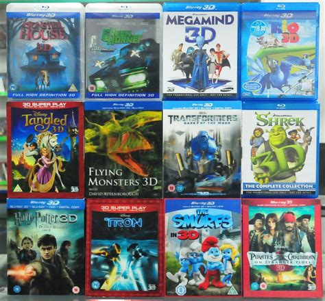 film blu ray 3d 3d blu ray movies bing images
