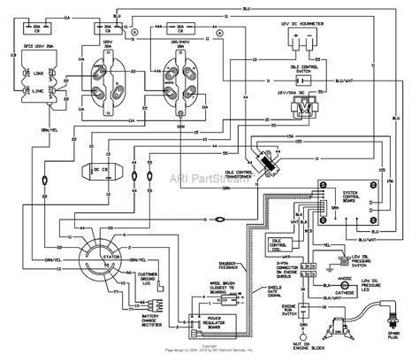 teseh small engine parts diagram basic small engine