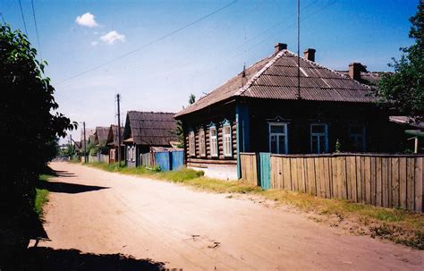 houses of belarus old houses byerazino photo by aleksandrs feigmanis
