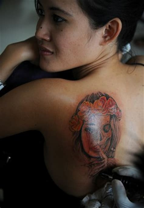 eight tattoo jakarta tattoo tourism global times