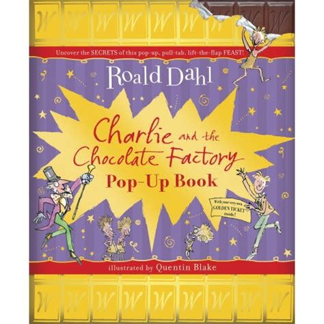 the chocolate factory book pictures and the chocolate factory pop up book wooks