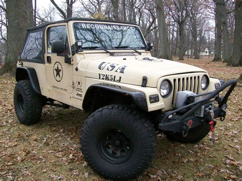 Jeep Styles Xenon 9070 6 Quot Flat Fender Style Flares For 97 06 Jeep
