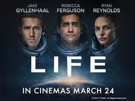 biography film is life 2017 movie review youtube
