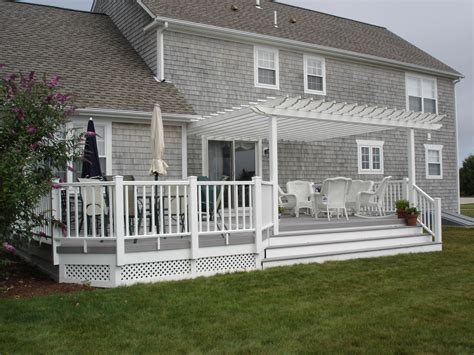 Patio Designs With Pergola Pergola Design Ideas Deck Pergola Ideas Most Recommended Design White Stained Finish Wooden