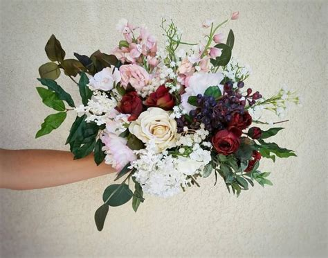 Wedding Bouquet Artificial by Bridal Bouquets Bridal Bouquet Wedding Bouquets Wedding