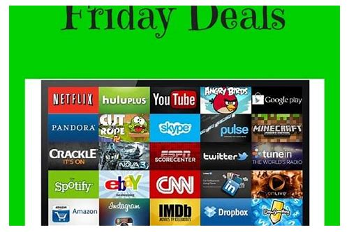 black friday tv deals online