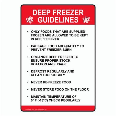 Dishwasher Safe Kitchen Knives deep freezer guidelines sign nhe 15721 food prep kitchen