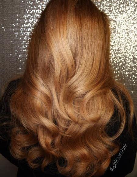 fix copper blonde hair 40 fresh trendy ideas for copper hair color golden