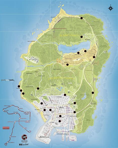 locations of shops on map gta 5 stores heists and robbery guide how to segmentnext