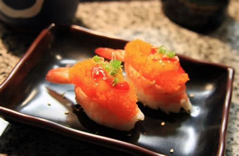 Sushi For The Time Essay by Photo Of The Week Shrimp Boat Sushi From Aki S Sushi In California